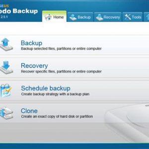 EaseUS Todo Backup Free gratis