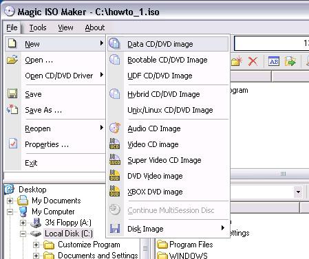 Magic ISO Maker downloaden