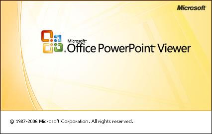 Powerpoint Viewer gratis