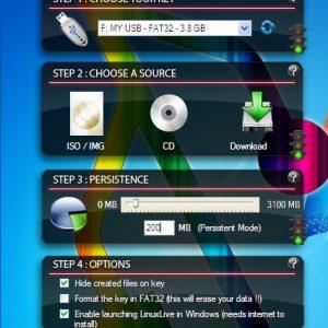 LinuxLive USB Creator gratis