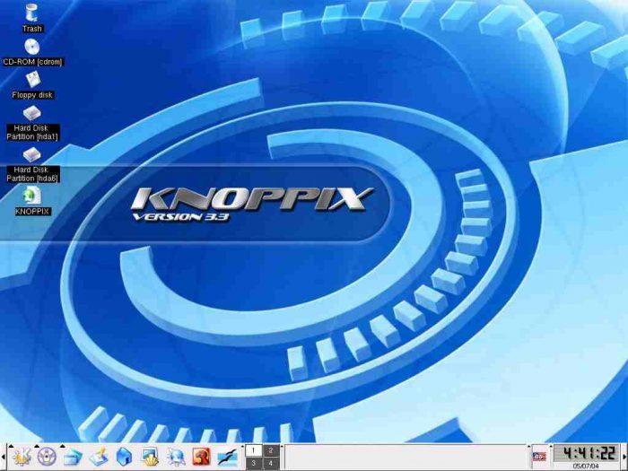 Knoppix gratis downloaden