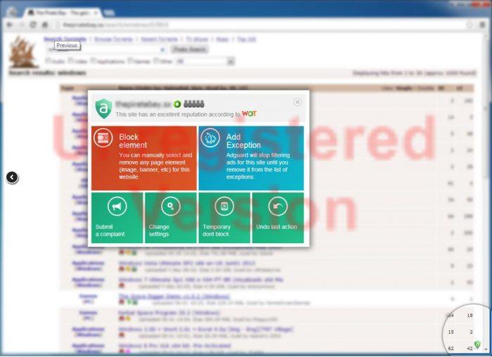 AdGuard Web Filter downloaden