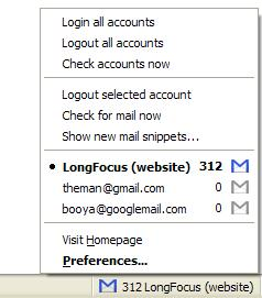 Gmail Manager gratis