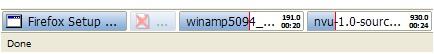 Download Statusbar downloaden