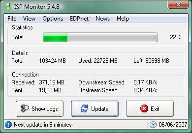 ISP Monitor gratis