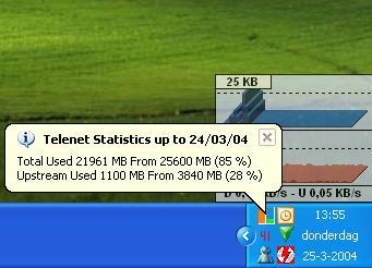 ISP Monitor gratis downloaden