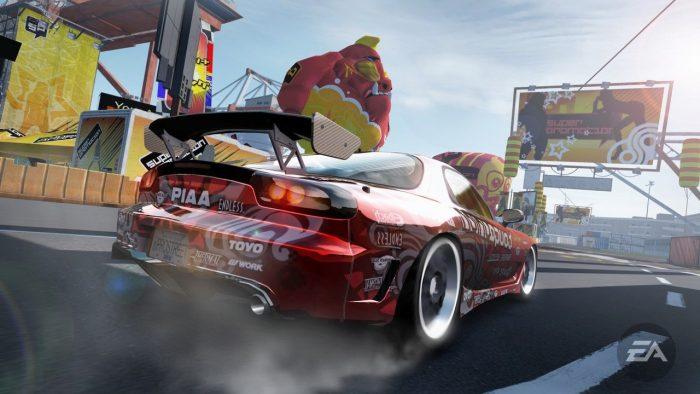 Need for Speed: Pro Street demo gratis downloaden