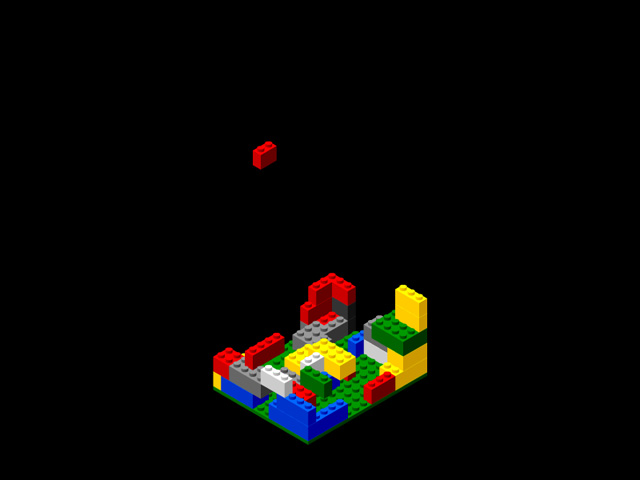 Briblo lego screensaver gratis