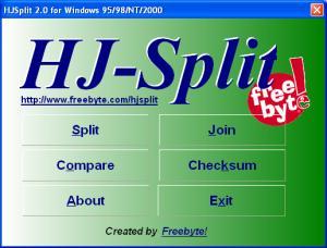 HJ Split gratis
