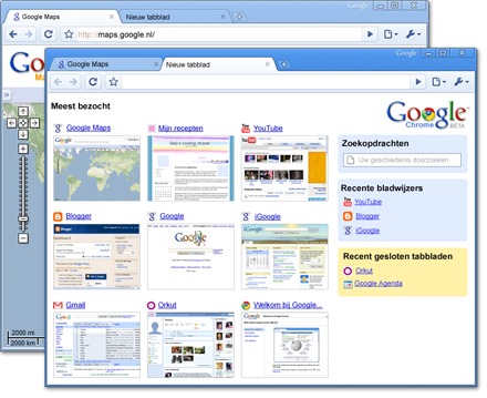 Google Chrome gratis