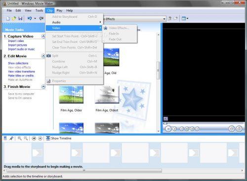 Windows Movie Maker gratis
