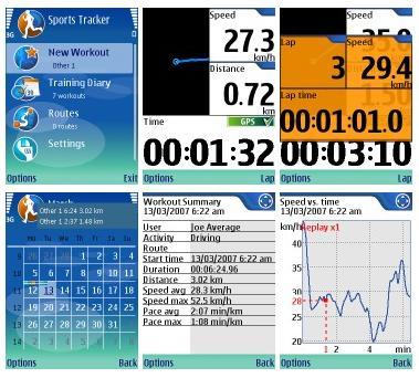Nokia Sports tracker gratis downloaden