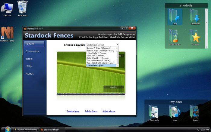 Stardock Fences downloaden