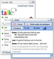 Google talk gratis downloaden