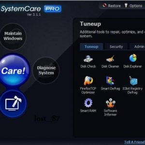 Advanced SystemCare Free gratis