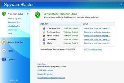 SpyBlaster gratis downloaden