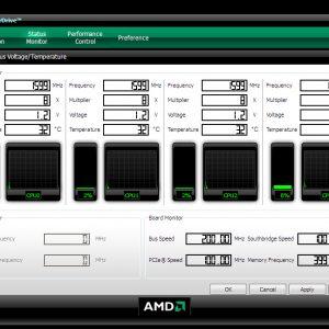 AMD Overdrive gratis