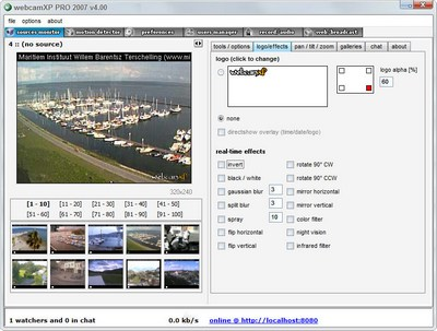 webcamXP gratis downloaden