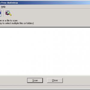 ClamWin Free antivirus gratis