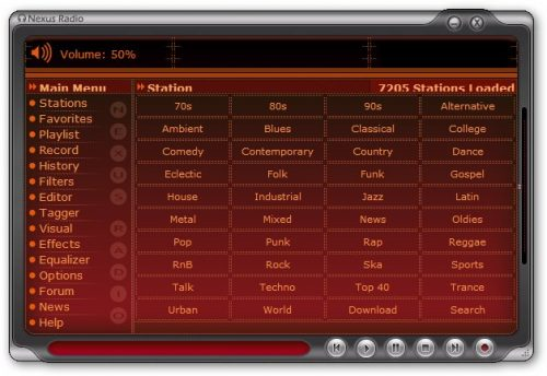 Nexus Radio gratis
