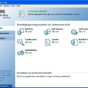 AVG Anti-Virus Free gratis