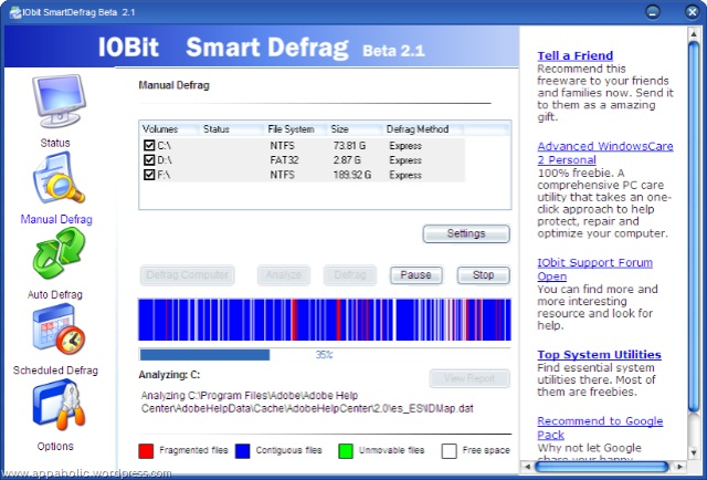 Smart Defrag downloaden