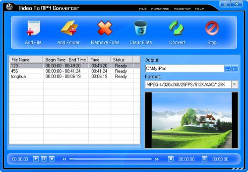 MP4 Converter gratis