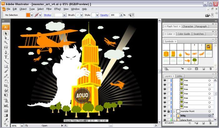 Adobe Illustrator gratis