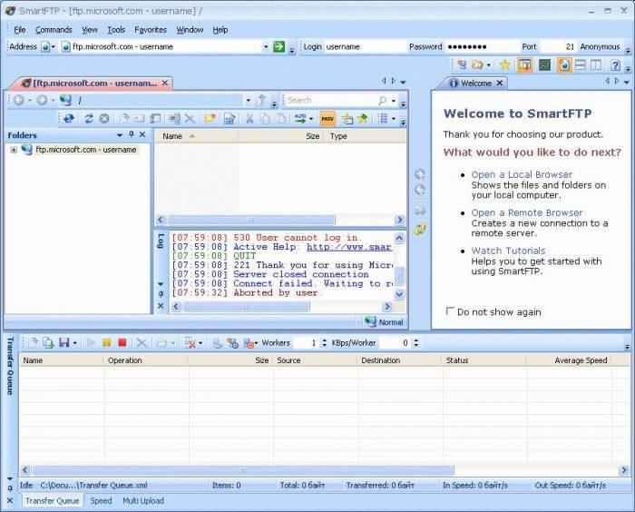 Smart FTP gratis