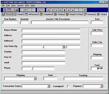 ADB Adres Database gratis