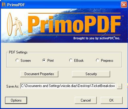 PrimoPDF gratis