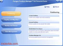 Paragon Partition Manager gratis