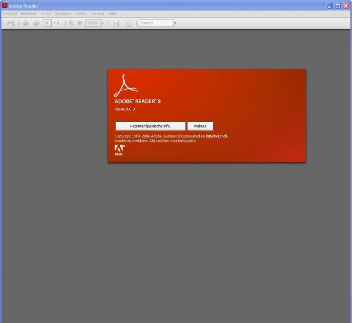 Adobe Acrobat Reader gratis