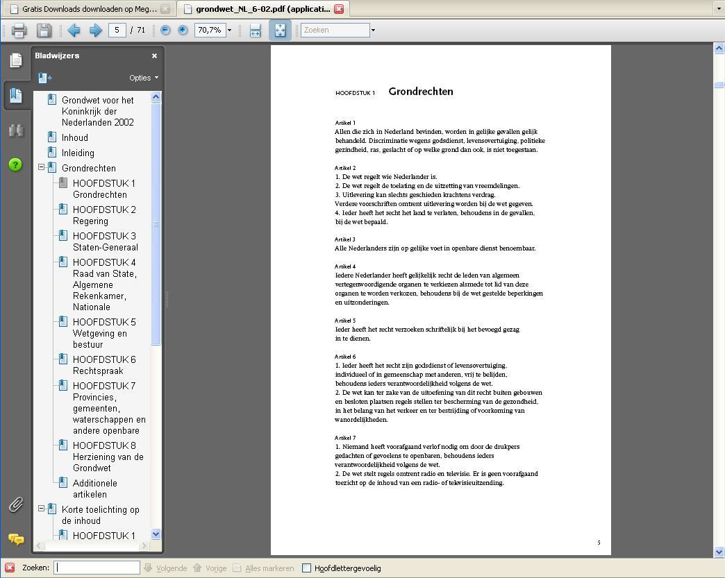 Adobe Acrobat Reader gratis downloaden
