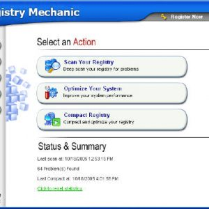 Registry Mechanic gratis