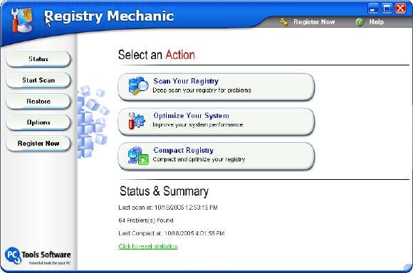 Registry Mechanic gratis