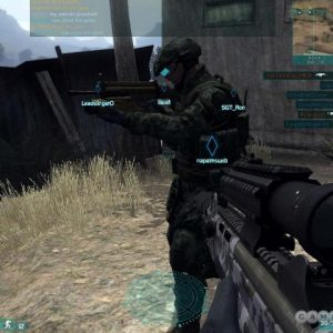 Ghost Recon: Advanced Warfighter 2 gratis