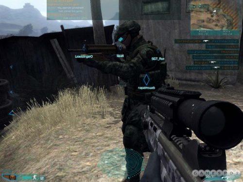 Ghost Recon: Advanced Warfighter 2 gratis