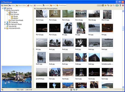 PhotoScape gratis downloaden
