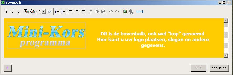 Mini-Kors: Websites maken kan iedereen. downloaden