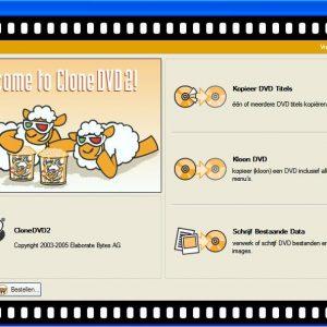 CloneDVD gratis