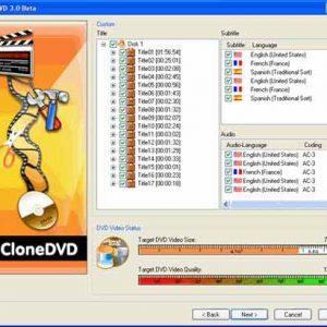 CloneDVD gratis downloaden
