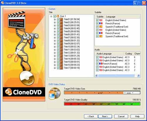 CloneDVD gratis downloaden