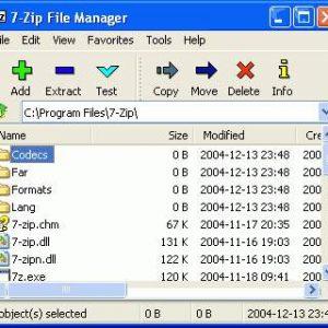 7-Zip gratis