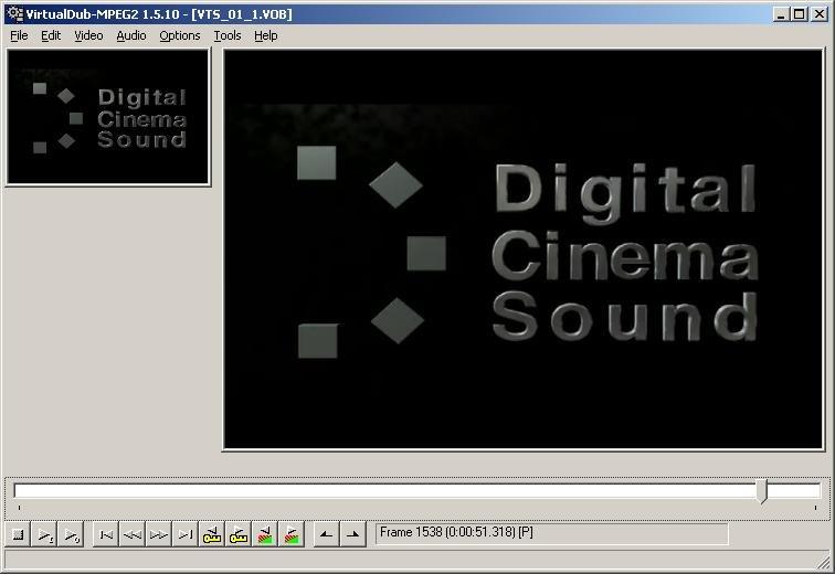 VirtualDub screenshot