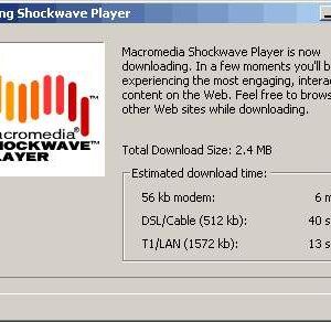 Shockwave Player gratis