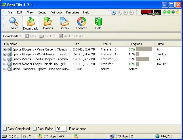 BearFlix gratis downloaden