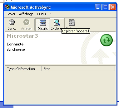 ActiveSync gratis