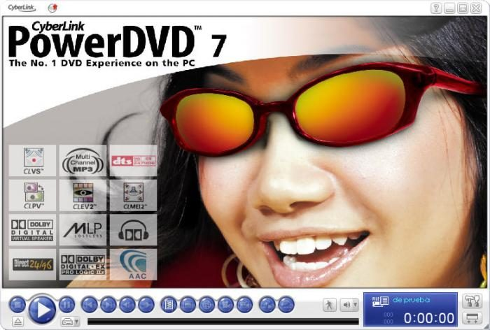 PowerDVD gratis downloaden