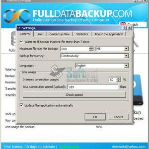 FullDataBackup gratis downloaden